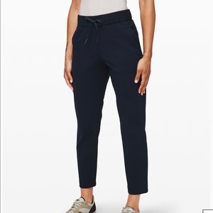 Lululemon On The Fly 7/8 Pant - Full- On Luxtreme